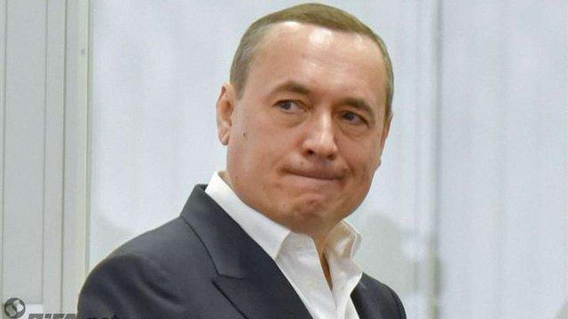 Суд заарештував частки екс-депутата Миколи Мартиненка у трьох компаніях