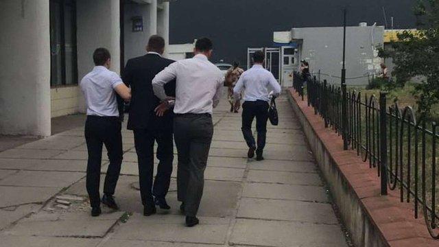 СБУ затримала в Києві фігуранта справи про привласнення ₴250 млн «Укргазбанку»