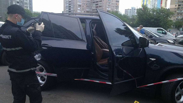 У стрілянині на Харківському шосе в Києві поранили чоловіка