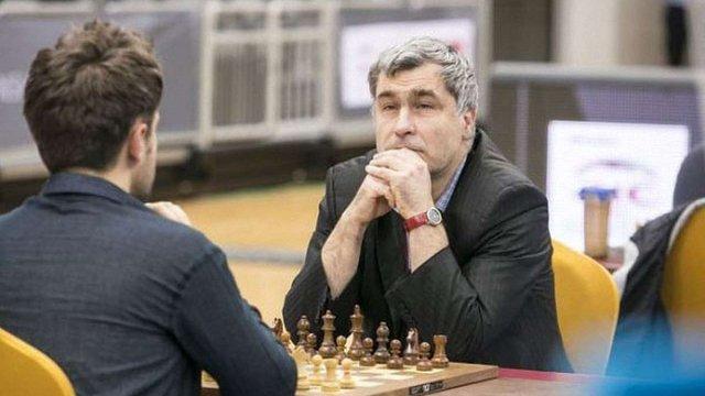 Львів'янин Василь Іванчук лідирує на меморіальному шаховому турнірі в Гавані