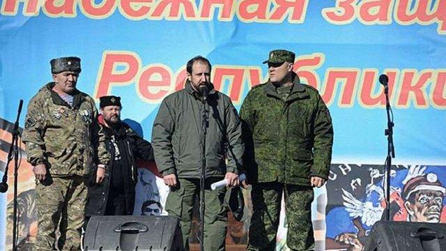 Росія заборонила в'їзд на свою територію представнику «ДНР» Олександру Ходаковському