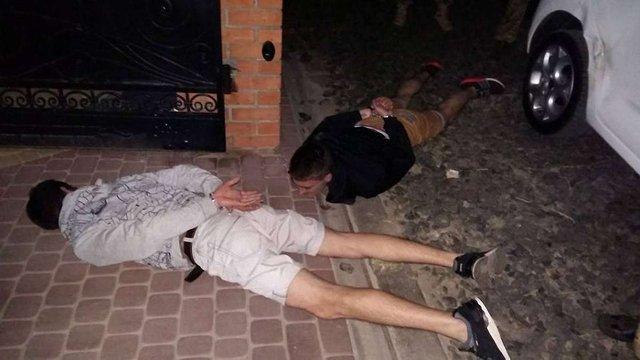 Вісім екіпажів патрульної поліції вночі у Луцьку ловили сина місцевого екс-силовика