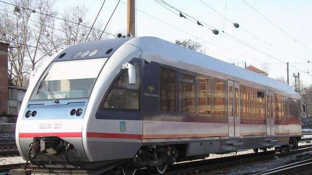 «Укрзалізниця» розпочала продаж квитків на рейковий автобус до Холму