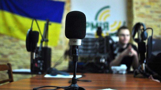 На тимчасово окупованих районах Донецької і Луганської областей заговорило «Українське радіо»