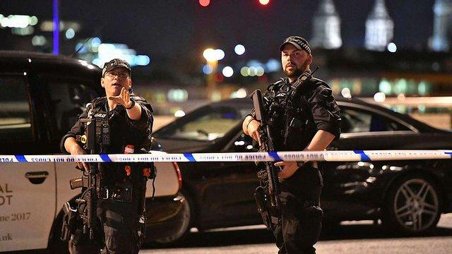 В результаті нічних терактів в Лондоні загинули 6 осіб і 30 госпіталізовані