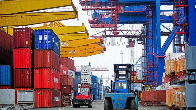 У першому кварталі поточного року український експорт виріс на 28%