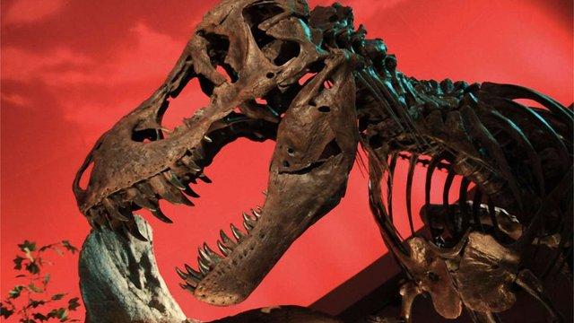 Британські палеонтологи довели неможливість клонування динозаврів