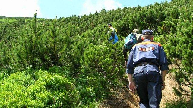 Рятувальники шукають заблукалого туриста на Говерлі