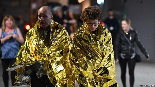 Світові лідери висловили співчуття британцям через теракти в Лондоні