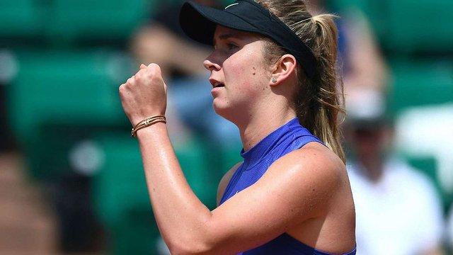 Еліна Світоліна пройшла до четвертого кола Roland Garros