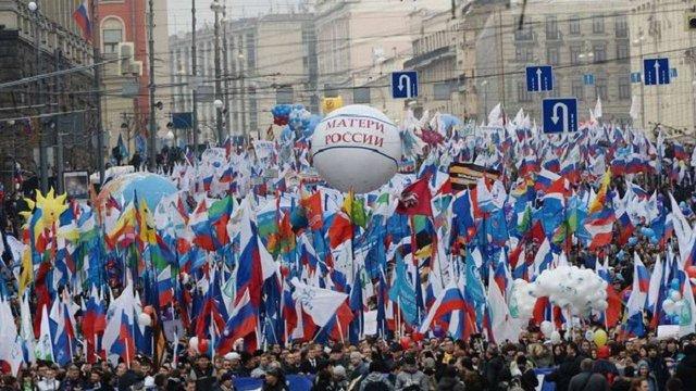 50% росіян вважають Україну ворогом, — дані опитування