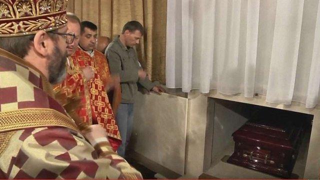 Кардинала Любомира Гузара поховали у Києві