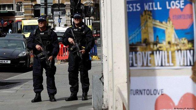 У Скотланд-Ярді ідентифікували усіх трьох нападників з Лондонського мосту