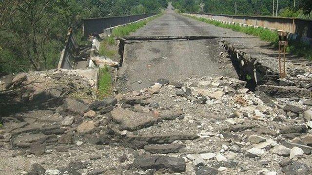 «Укравтодор» вимагатиме у РФ компенсацію за руйнування доріг у Криму і на Донбасі