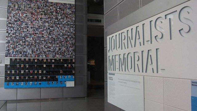 Павла Шеремета внесли до списку Меморіалу загиблих журналістів у Вашингтоні