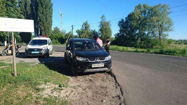 У стрілянині на трасі біля Києва постраждав колишній учасник команди КВК