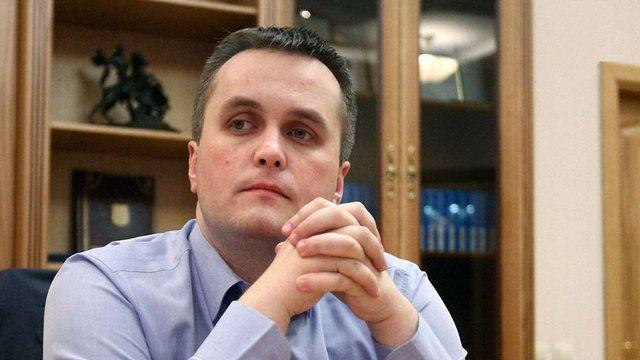 Назар Холодницький звинуватив голову НАБУ в надмірному піарі