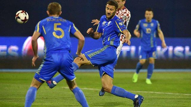 Збірна України програла Мальті у товариському матчі