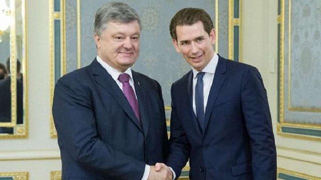 Президент України попросив голову ОБСЄ про розміщення поліцейської місії на Донбасі