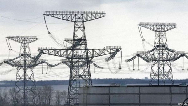 Від початку року Україна збільшила експорт електроенергії майже на 50%