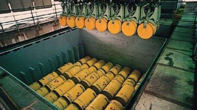 Уряд затвердив проект будівництва центрального сховища ядерного палива