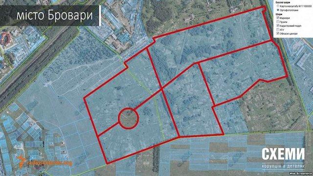 Суд забрав майже 100 га землі під Києвом у родича прем'єр-міністра Росії Медведєва