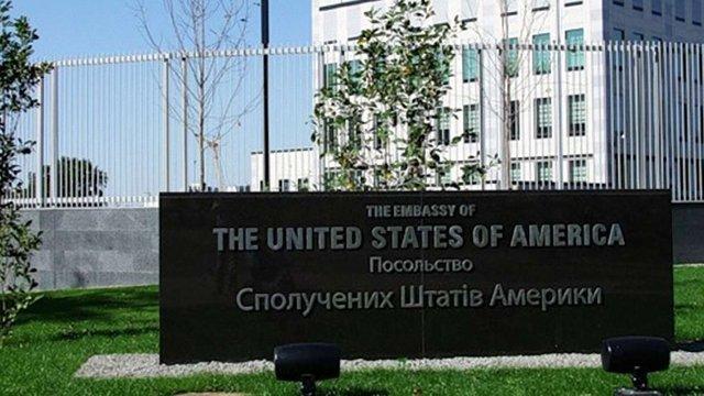 Посольство США в Україні не вважає нічний вибух терактом