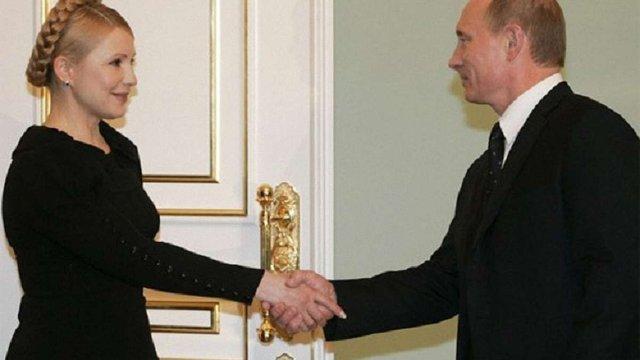 Петро Порошенко заявив про відповідальність Тимошенко за газовий контракт із РФ