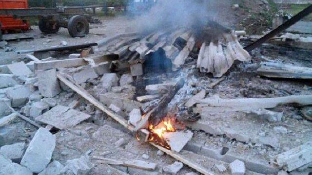 Бойовики випустили по селищу під Маріуполем понад 50 снарядів