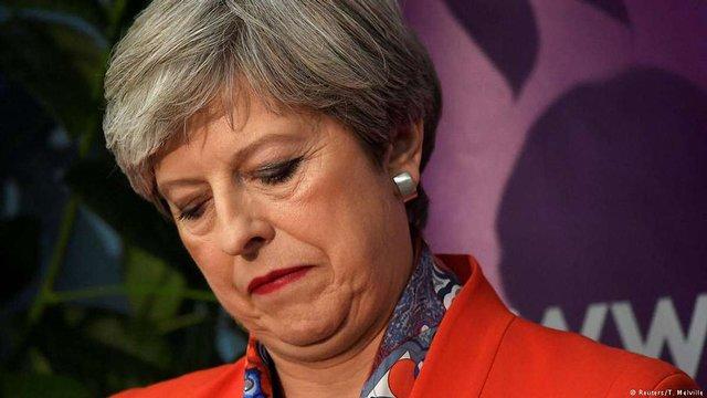 Консерватори у Великій Британії втратили абсолютну більшість