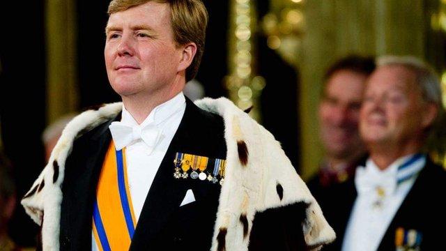 Король Нідерландів підписав Угоду про асоціацію між Україною і ЄС