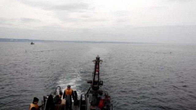 Болгарський військовий вертоліт розбився на навчаннях у Чорному морі