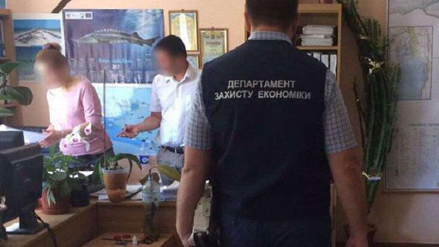На Одещині поліція затримала на хабарі посадовців Держекоінспекції