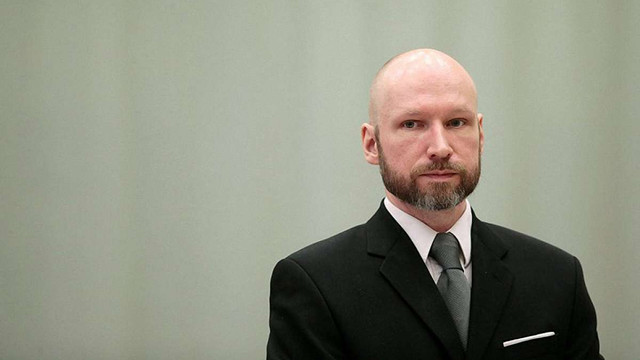 Терорист Андерс Брейвік змінив ім'я і прізвище