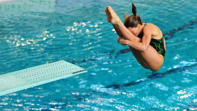 Чемпіонат Європи зі стрибків у воду вперше проходитиме у Києві