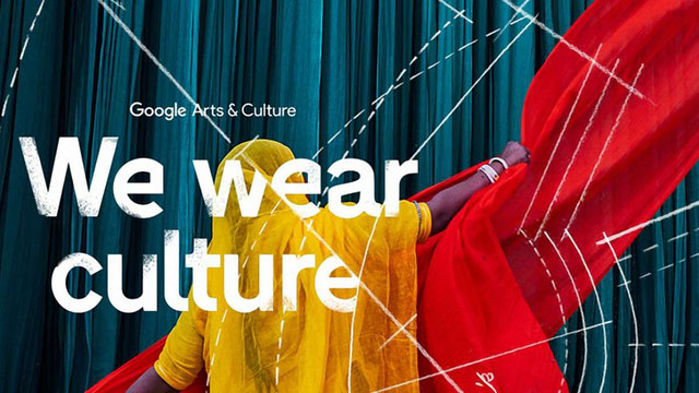 Компанія Google створила сайт про світову історію і культуру моди