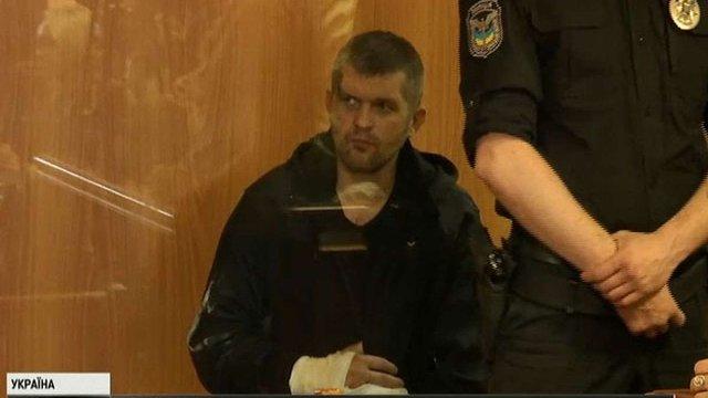 Охоронця Яроша підпустили під домашній арешт