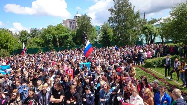 ЗМІ повідомили про перших затриманих на антикорупційних мітингах в Росії