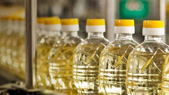 З початку року Україна заробила на експорті соняшникової олії $2 млрд