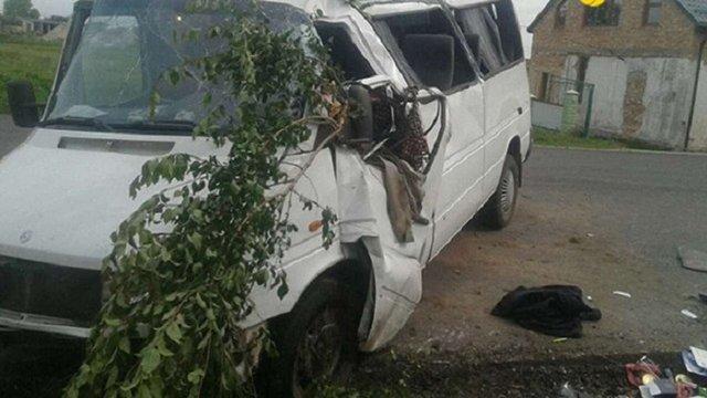 У Золочівському районі в аварії загинула людина
