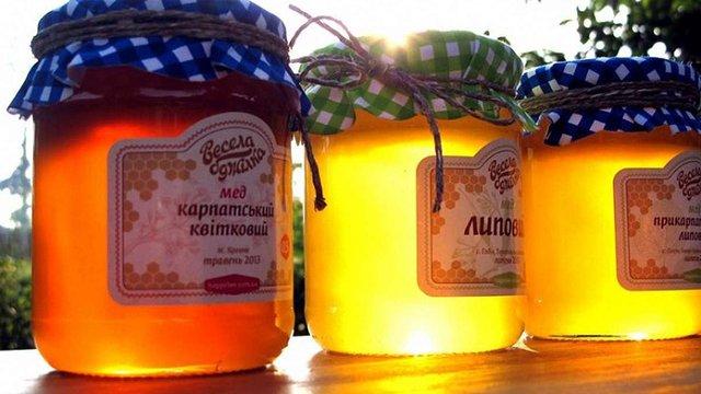 У 2017 році українського меду найбільше купили США