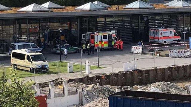У Мюнхені на залізничній станції сталася стрілянина, поранено поліцейського