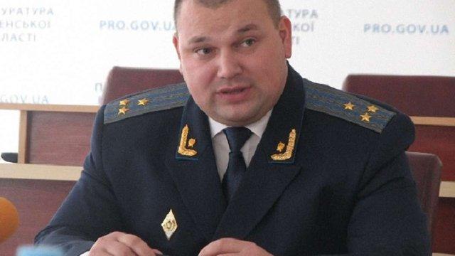 Екс-заступник прокурора Рівненщини вийшов під заставу в ₴1 млн