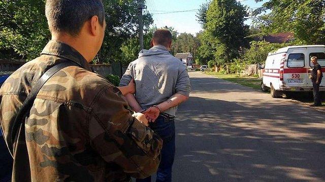 В Коцюбинському під Києвом «тітушки» побили голову ТВК