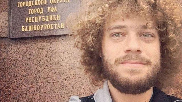 Російському блогерові Іллі Варламову заборонили в'їзд в Україну