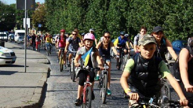 Велолюбителів запрошують на велопробіг до Зашкова