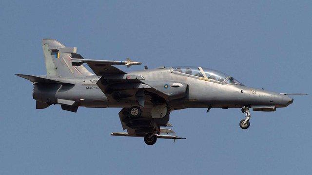 В Малайзії з радарів зник військовий літак винищувач