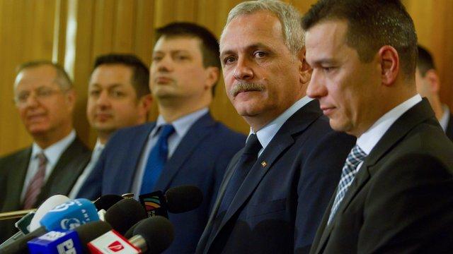 У Румунії міністри подали у відставку на знак протесту проти прем'єра