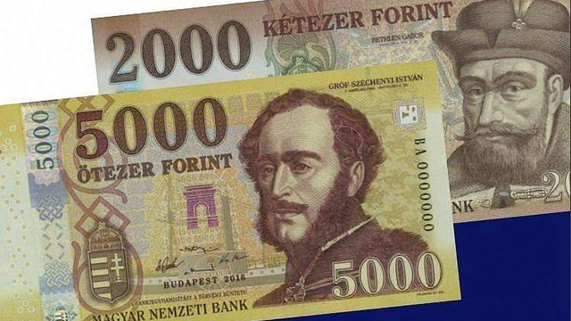 З серпня в Угорщині не можна буде розплачуватися старими банкнотами