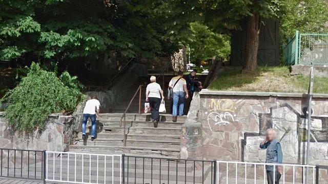 Цьогоріч відремонтують сходи від Порохової вежі до вул. Підвальної